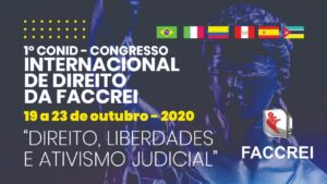 1º CONID – Congresso Internacional de Direito da FACCREI – 1º dia